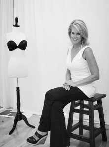 Lisa McKenzie, Founder and President of Ooh La Bra an amazing person. We support her as she is a finalist at NOEW2013.