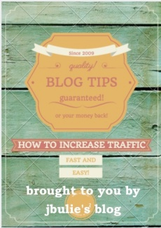 How to increase blog traffic by @jbuliesblog