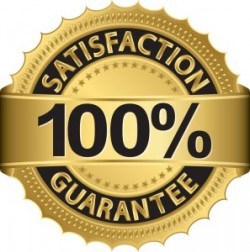 Satasifaction 100& Guaranteed